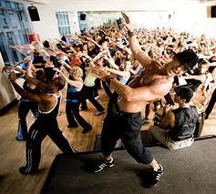 A Zumba® Fitness Class